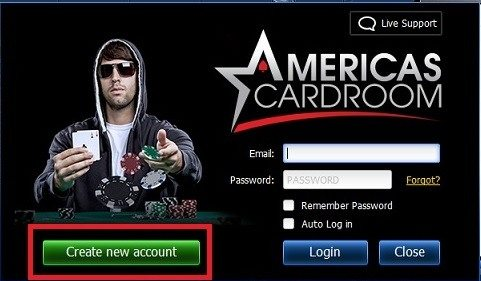 Americas Cardroom Poker Download Features Welcome Bonus