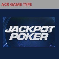 Americas Cardroom Jackpot Poker SNGs