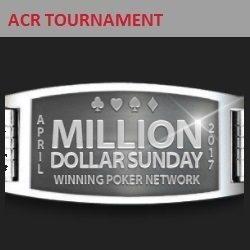 Americas Cardroom Million Dollar Sunday