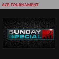 Americas Cardroom Sunday Special