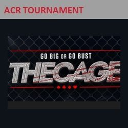 Americas Cardroom The Cage Tournament