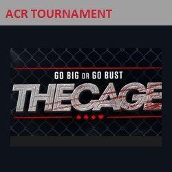 Americas Cardroom The Cage Tournament